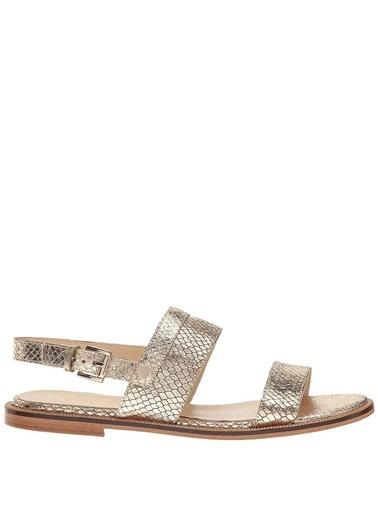 %100 Deri Sandalet-Nine West